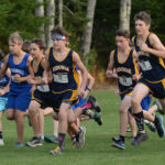 Brown and Hildreth win Busline XC titles