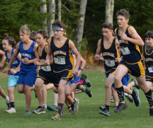 """<span class=""""entry-title-primary"""">Brown and Hildreth win Busline XC titles</span> <span class=""""entry-subtitle"""">Camden boys and girls win</span>"""