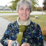 Heather Webster Receives Crystal Apple Award