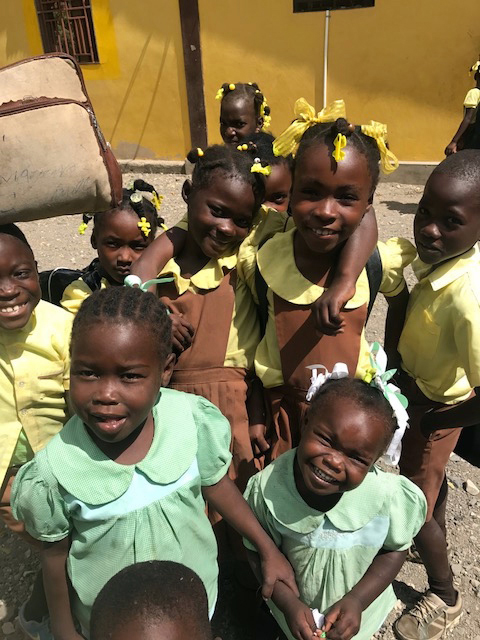 The eighth annual Haiti Benefit Dinner will take place at St. Patrick's Catholic Church in Newcastle Friday, Nov. 3 at 6 p.m.