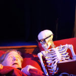 Halloween Potluck and Scary Readings at Opera House