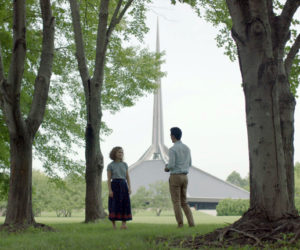 "Haley Lu Richardson and John Cho star in the independent award-winning film ""Columbus,"" playing Oct. 6-11 at Harbor Theater."