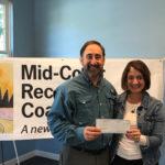 J. Edward Knight Gives to Mid-Coast Recovery Coalition