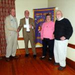 LincolnHealth's Jim Donovan Addresses Bristol Lions
