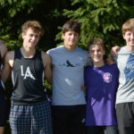 Lincoln Academy boys win KVAC cross country title