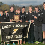 Lincoln Academy Boys Win State Cross-Country Championship