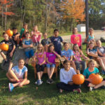 NCS Competes in Pumpkin Run