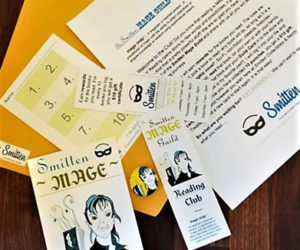 Smitten Collectibles & Nerdy Treasures, at 2 Hodgdon St. in Damariscotta, is excited to launch its new children's reading club, the Smitten Mage Guild.
