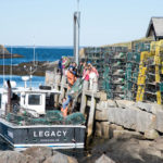 Trap Day on Monhegan was Oct.1
