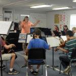 Veteran Music Teacher Conducts LA's New String Orchestra