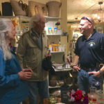 Wiscasset Police Chief Brings Community Policing to Art Walk