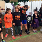 Y's Zombie Run and Shed Raffle Draw Crowd