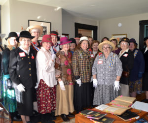 Local Daughters of the American Revolution Chapter Celebrates 85 Years