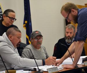 Damariscotta Planning Board Finds 435 Main St. Application Complete