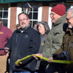 Ribbon-Cutting Celebrates Completion of Elm Street Construction Project