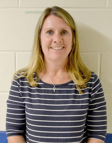 Great Salt Bay Community School Assistant Principal Kami Peaslee. (Maia Zewert photo)