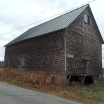 DRA Mourns Loss of Historic Barn