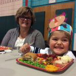 NCS Shares Holiday Meal
