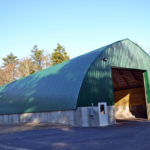 Westport Island Sand and Salt Shed to Receive First Delivery
