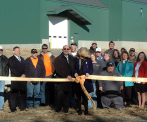Whitefield Manufacturer Opens New Facility on Route 17
