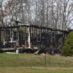 Resident Escapes Fire at Wiscasset Mobile Home