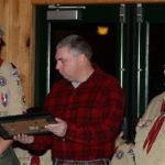 Jefferson Boy Scout Receives Rank of Eagle