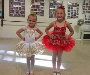 Holiday Dance Shows in Waldoboro