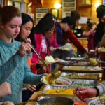 Kieve-Wavus Hosts LA Students for Community Thanksgiving