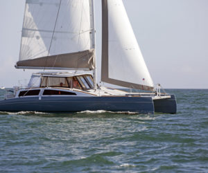 Maine Cat 38 Wins Sail Magazine's Best Boats Award