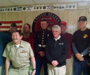 U.S. Marine Corps 242nd Birthday Celebrated
