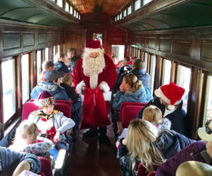 Old-Fashioned Holiday Fun at Boothbay Railway Village