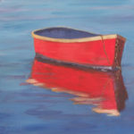 Damariscotta River Grill Hosts Holiday Art Show