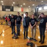 LA Robotics Club Competes in Biddeford