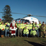 Santa to Visit Pemaquid Point