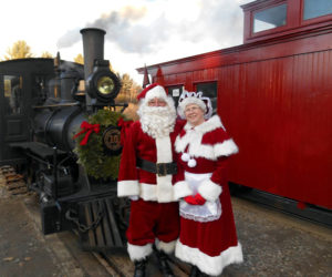 Victorian Christmas at Alna Railway Museum