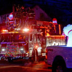 Inaugural Villages of Light Celebration Brightens Damariscotta, Newcastle