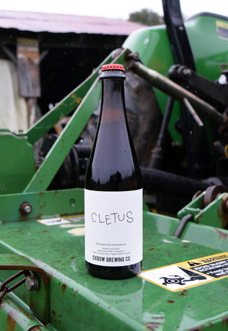 Oxbow's Cletus