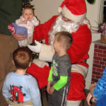 Whitefield Hosts Tree-Lighting, Christmas Party