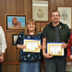 Whitefield Lions Club Inducts Two New Members