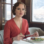 Film review:  Branagh plays graying Poirot in 'Orient Express' redux