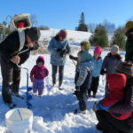 DRA Preschooler Program Encourages Nature Exploration