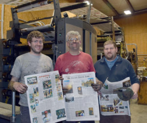 Lincoln County Publishing Co. Open House to Feature Press Demonstration