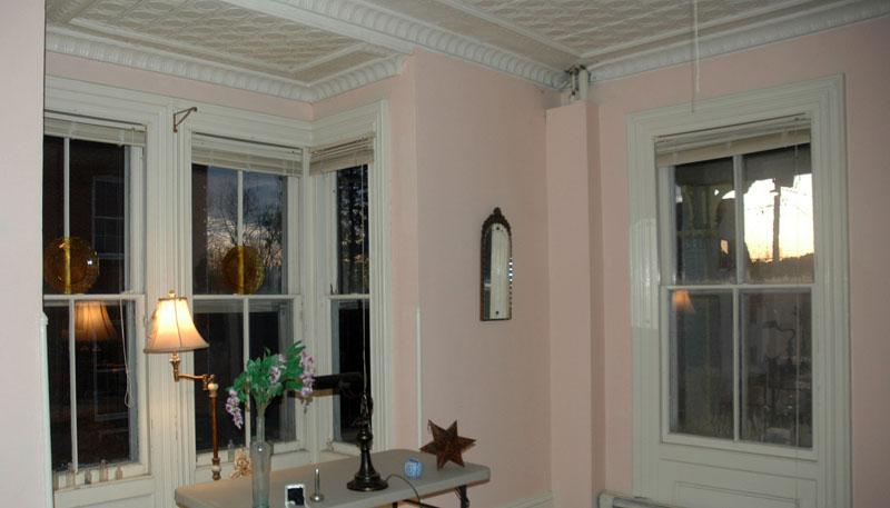 The interior of 32 Friendship St. in Waldoboro. (Alexander Violo photo)