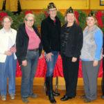 Medomak Valley High School Welcomes Wreaths Across America