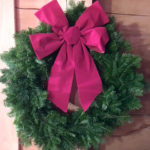 Blessings in a Backpack Wreath Sale