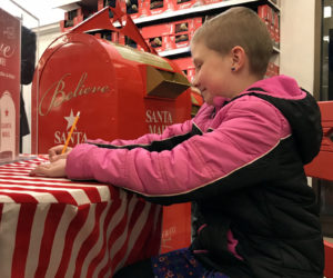 Edgecomb Child's Wish Is Coming True