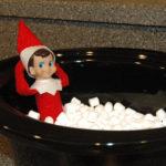 Mischievous Little Elf, a Child's Delight