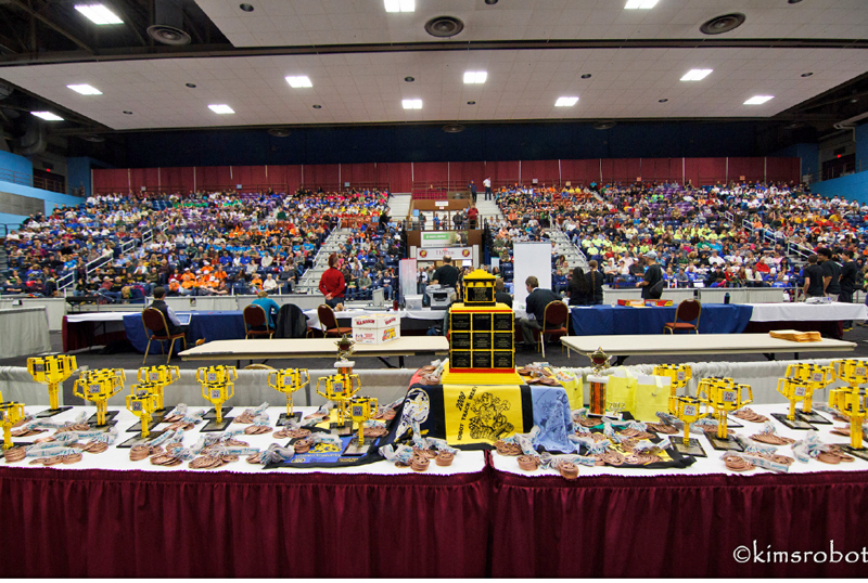 The 18th annual Maine First Lego League championship tournament will take place on Saturday, Dec. 9.