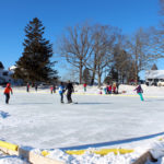 DRA Community Ice Rink Now Open