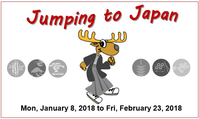 "Join LincolnHealth for the 15th annual Winter Physical Activity Challenge, ""Jumping to Japan."""